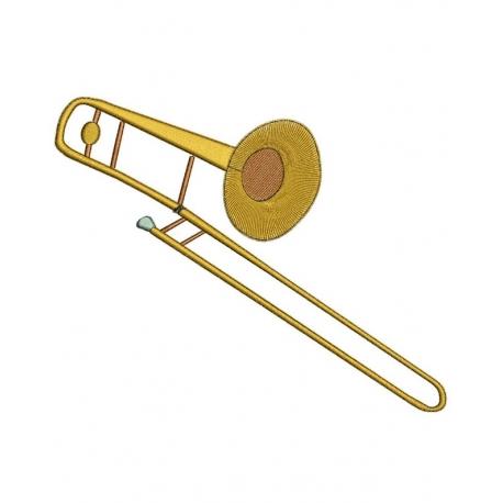 Violoncelle, trompette et trombone