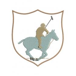 joueur de polo