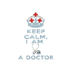Keep Calm Doctor