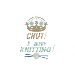 CHUT I am  knitting