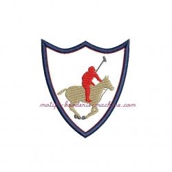 ECUSSON joueur polo