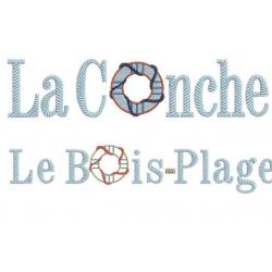 La Conche et Bois-Plage