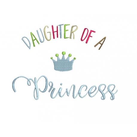 Daughter of a Princess ou Daughter of a Queen