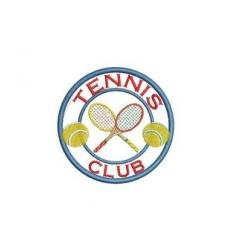 Ecusson tennis à thermocoller