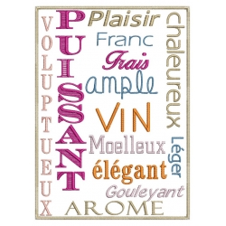 Vocabulaire du Vin