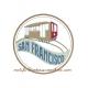 Tramway  SAN FRANCISCO enappliqué