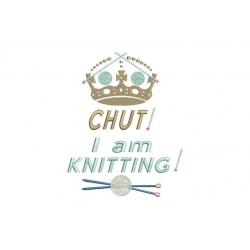 CHUT I am  knitting