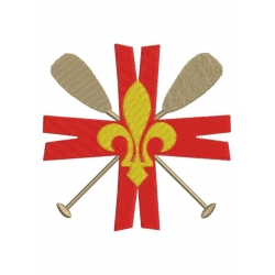 Croix Scoutisme Nautique