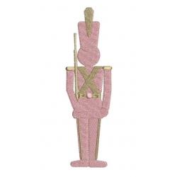 Soldat Rose en silhouette