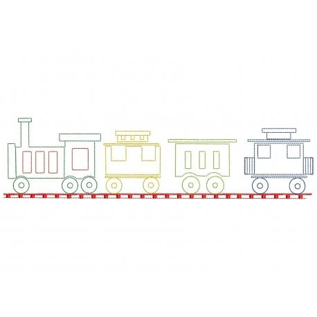 Train REDWORK GM