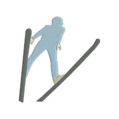 ski tremplin