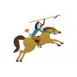 Indien à Cheval