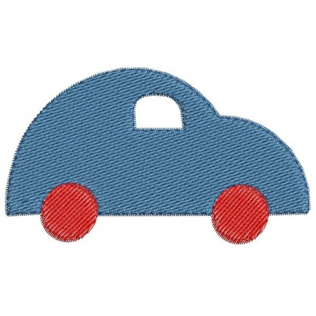 motif broderie machine mini motif voiture