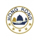 Ecusson Hong Kong